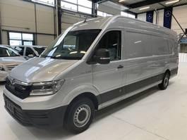 gesloten bestelwagen Volkswagen MAN TGE 3.180 L5H3 Airco Camera LED Stoel, Cruise MAN TGE 3.180 L5H3 2021