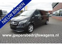 gesloten bestelwagen Mercedes-Benz V-klasse 250 XL Avantgarde / Dubbele cabine / MBUX / Elektrische schuifdeuren + a... 2020