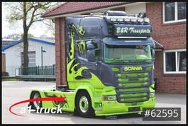 standaard trekker Scania R490 02/2022 , Hydraulik, Show-Truck, special Edition 2014