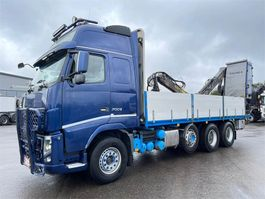 kraanwagen Volvo FH16 8x4 2011