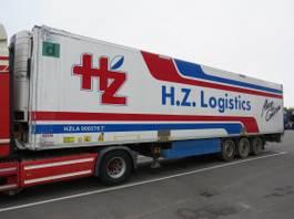 koel-vries oplegger Schmitz Cargobull SKO 24 kuhlauflieger mit Carrier Vector 1950 MT 2 verdampfer!!!!!!!! 2017