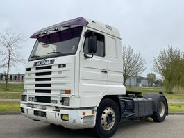 standaard trekker Scania R143 Streamline 4x2 Chassis TOP 1994
