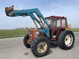 standaard tractor landbouw Fiat 766 DT 1986