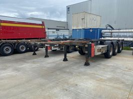 container chassis oplegger Van Hool 3B2015 2004