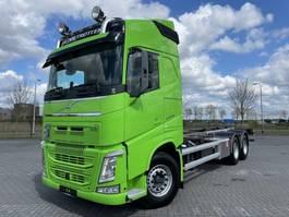 chassis cabine vrachtwagen Volvo FH540 6X2 RETARDER DUAL CLUTCH EURO 6 NAVIGATION