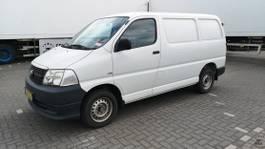 gesloten bestelwagen Toyota HiAce 2.5 D-4D 95 SOD