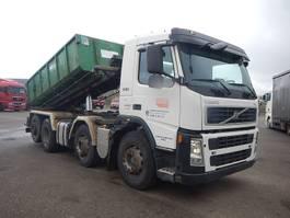 containersysteem vrachtwagen Volvo FM 440 Euro-5 8x2 2007
