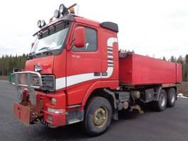 kipper vrachtwagen > 7.5 t Volvo FH12 6x4 4300 2001