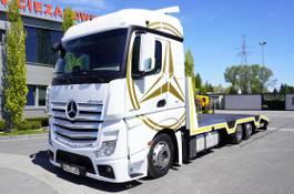 takelwagen-bergingswagen-vrachtwagen Mercedes-Benz Actros 2542 , E6 , 6X2 , MEGA , NEW BODY 8,6m , steer axle ,winc 2016