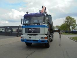 kipper vrachtwagen > 7.5 t MAN TG.360 FE360A - 6X6 - PK 15500 - KIPPER