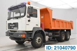 kipper vrachtwagen > 7.5 t MAN 33.364 - 6x4 2000