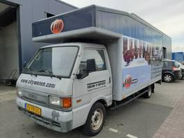 bakwagen vrachtwagen Mazda E, 4 Cil Mazda diesel engine, Good Running! 1998
