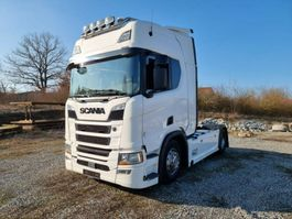 standaard trekker Scania R500 Highline Retarder / Leasing 2017