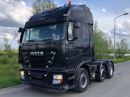 standaard trekker Iveco AS440S50 - 6x2/4 - Euro 5 - 2 bed - Fridge 2008