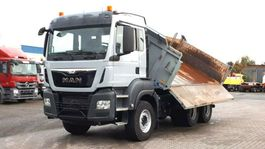 kipper vrachtwagen > 7.5 t MAN TGS 26 Kipper Bordmatik 2014