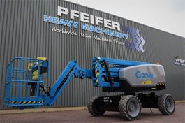 knikarmhoogwerker wiel Genie Z-45 FE/DC New, Bi-Energy, (Diesel - Battery) 16m 2020