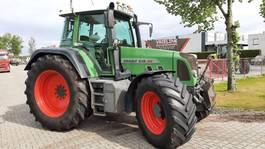 standaard tractor landbouw Fendt 818 Vario TMS 50km, Airbrakes, with Frontlift 2005