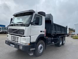 kipper vrachtwagen > 7.5 t Volvo FM12 2001