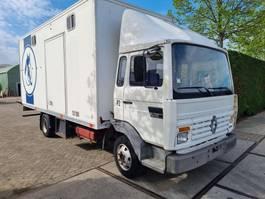 bakwagen vrachtwagen Renault s 110 1990