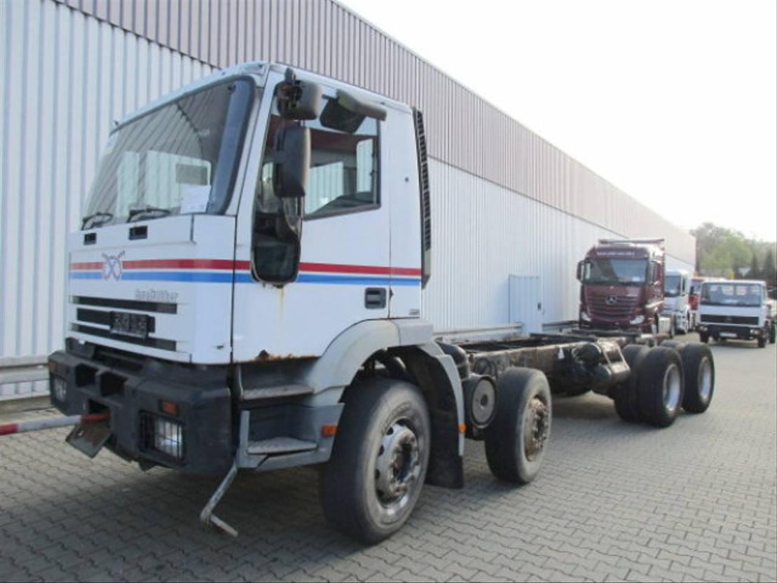chassis cabine vrachtwagen Diversen Andere 320 E34 8x4 1998