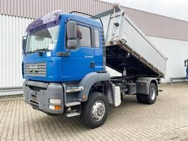 kipper vrachtwagen > 7.5 t MAN TGA 18 FAK 4x4 TGA 18.480 FAK 4x4, Alu-3-Seiten-Kipper 2005