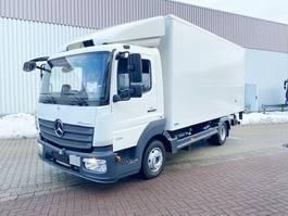 bakwagen vrachtwagen Mercedes-Benz Atego 816 4x2 Atego 816 4x2 mit LBW MBB Sitzhzg. 2016
