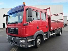 kipper vrachtwagen > 7.5 t MAN TGL 12 4x2 BB Doka TGL 12.180 4x2 BB Doka 2009
