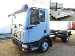 kipper vrachtwagen > 7.5 t MAN TGL 8 4x2 BB TGL 8.180 4x2 BB mit Meiller Kipper 2007