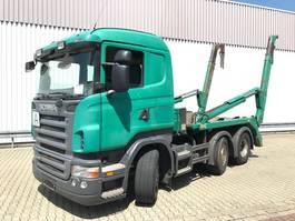 containersysteem vrachtwagen Scania R420 6x2/4 R420 6x2/4 Vorlauflenk-/Liftachse NSW 2005