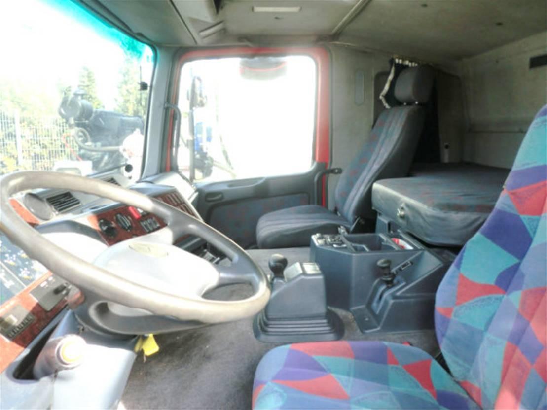 autotransporter vrachtwagen Mercedes-Benz Actros 1843 1843L 4x2 Actros 1843L 4x2 mit Anhänger, AT-Motor! 1999