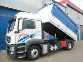 kipper vrachtwagen > 7.5 t MAN TGS 18 4x2 BL TGS 18.440 4x2 BL, Hinterkipper für Getreide 2013