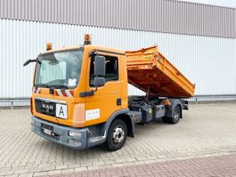 kipper vrachtwagen > 7.5 t MAN TGL 8 4x2 BB TGL 8.150 4x2 BB, Platz für Kranmontage 2010
