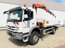 kraanwagen Mercedes-Benz Atego 1322 4x4 Atego 1322 4x4 mit Kran Palfinger PK 12000 2009