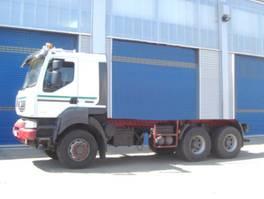 chassis cabine vrachtwagen Renault Kerax 450 .26 6x6 Standheizung/Klima/Tempomat/NSW 2008