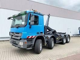 containersysteem vrachtwagen Mercedes-Benz Actros 4146 K 8x4/4 Actros 4146 K 8x4/4, MPIII, Standklima 2008