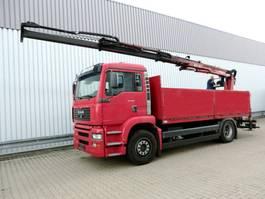 kraanwagen MAN TGA 18 4x2 TGA 18.360 4x2, Baustoff, Kran ATLAS 125.1 2001
