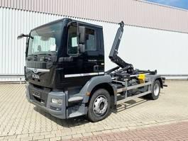 containersysteem vrachtwagen MAN TGM 18 4x2 BB TGM 18.340 4x2 BB, ADR, 2x Vorhanden!