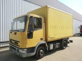 bakwagen vrachtwagen Iveco EuroCargo 75 75E14 4x2 Umweltplakette Rot 1997