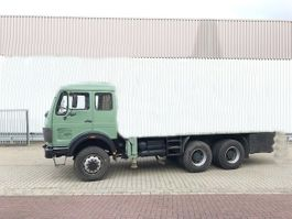 chassis cabine vrachtwagen Mercedes-Benz SK 2628 AS 6x6 SK 2628 AS 6x6 Dachluke 1982