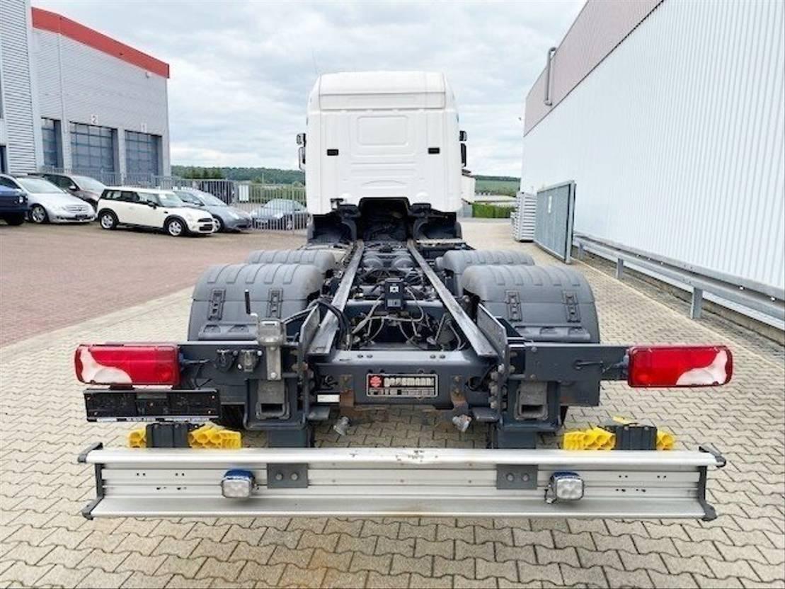 chassis cabine vrachtwagen Scania R450 LB 6x2-4 R450 LB 6x2-4, Retarder, Lift-/Lenkachse, 4x Vorhanden! 2014