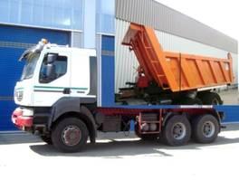 kipper vrachtwagen > 7.5 t Renault Kerax 450 .26 6x6 Standheizung/Klima/Tempomat/NSW 2008