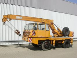 kraanwagen Andere 12 GTT 4x4 KRUPP 12 GTT 4x4 Schwingsitz 1973
