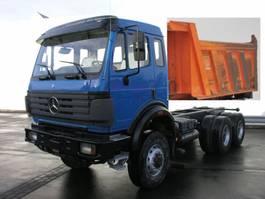 kipper vrachtwagen > 7.5 t Mercedes-Benz SK 2631 AK 6x6 Klima/eFH. 1994