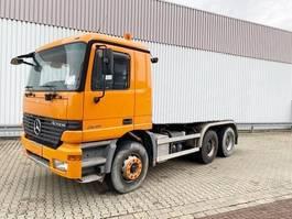 chassis cabine vrachtwagen Mercedes-Benz Actros 2640 6x4 Actros 2640 6x4, Grüne Plakette 1999