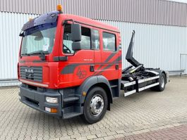 containersysteem vrachtwagen MAN TGM 18 4x2 BL Doka TGM 18.280 4x2 BL Doka 2008
