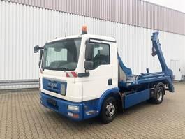 containersysteem vrachtwagen MAN TGL 12 4x2 BB TGL 12.250 4x2 BB Klima/eFH. 2011