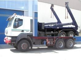 containersysteem vrachtwagen Renault Kerax 450 .26 6x6 Standheizung/Klima/Tempomat/NSW 2008