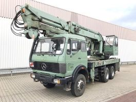 kraanwagen Mercedes-Benz SK 2628 AS 6x6 SK 2628 AS 6x6 mit Kran Effer-Deco 55 1982