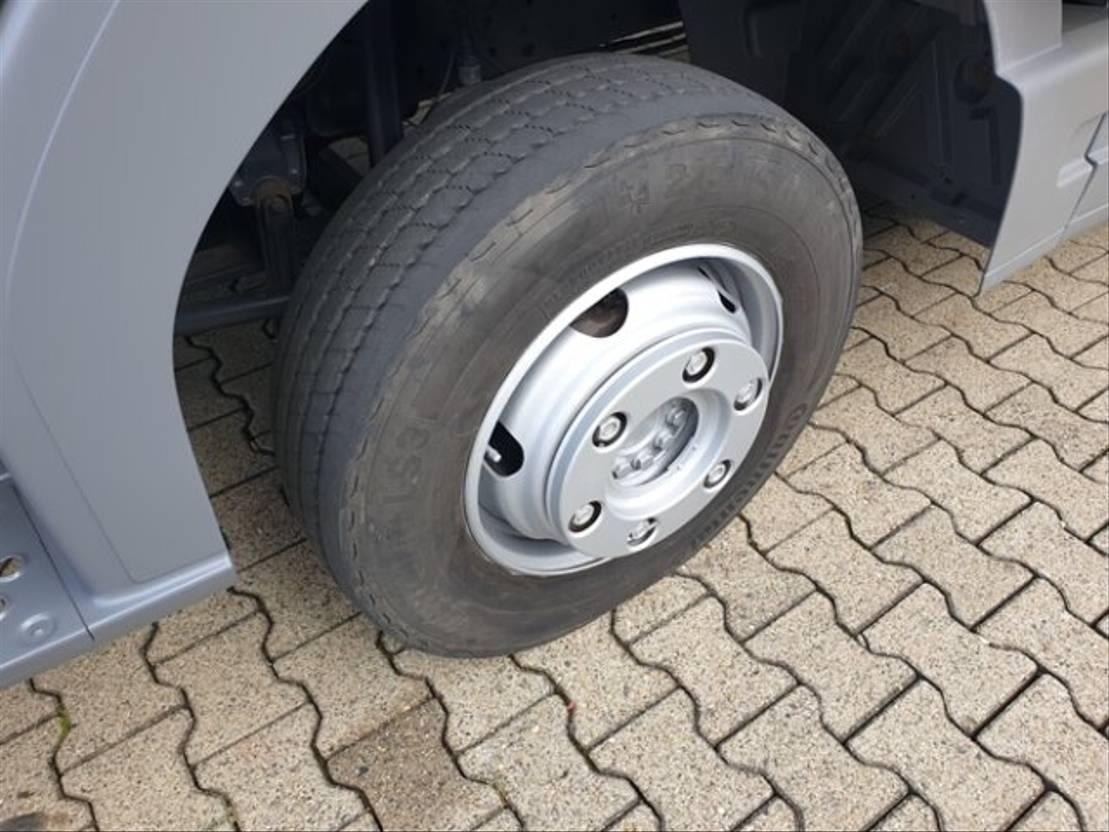 autotransporter vrachtwagen Mercedes-Benz Atego 822 L 4x2 Atego 822 L 4x2 Klima/R-CD/eFH. 2013