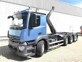 containersysteem vrachtwagen Mercedes-Benz Antos 3543 L 8x2/6 Antos 3543 L 8x2/6 2x Lenk-/Liftachse 2016